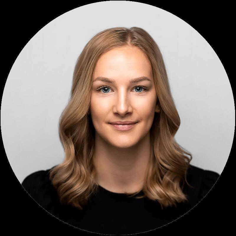 Fia Jonsson Marketing Manager Returnado