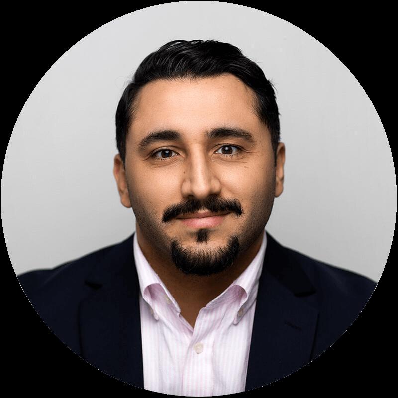 Sirwan Hosseini Sales Manager Returnado