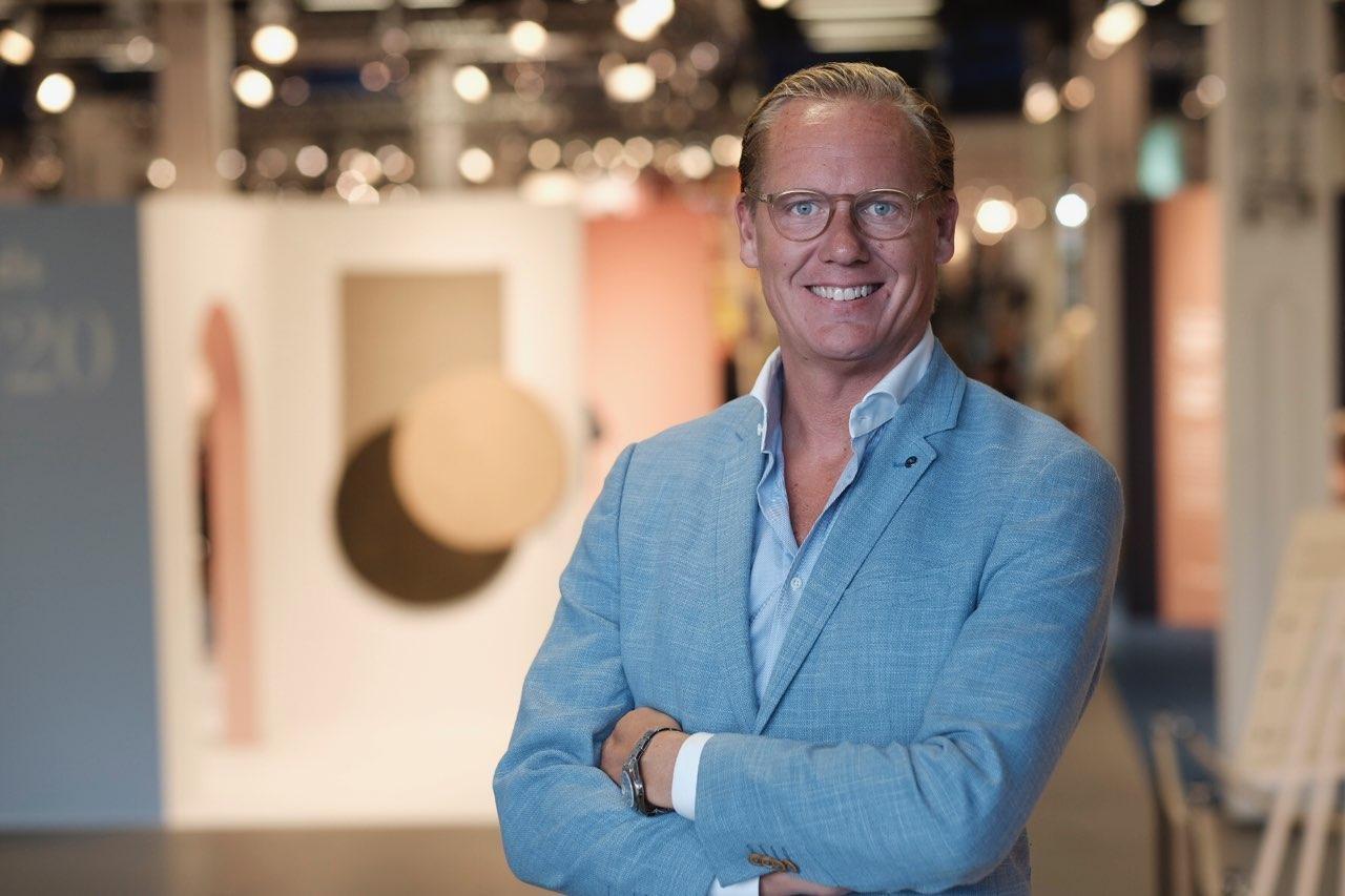 Magnus Pettersson RoyalDesign Group Returnado